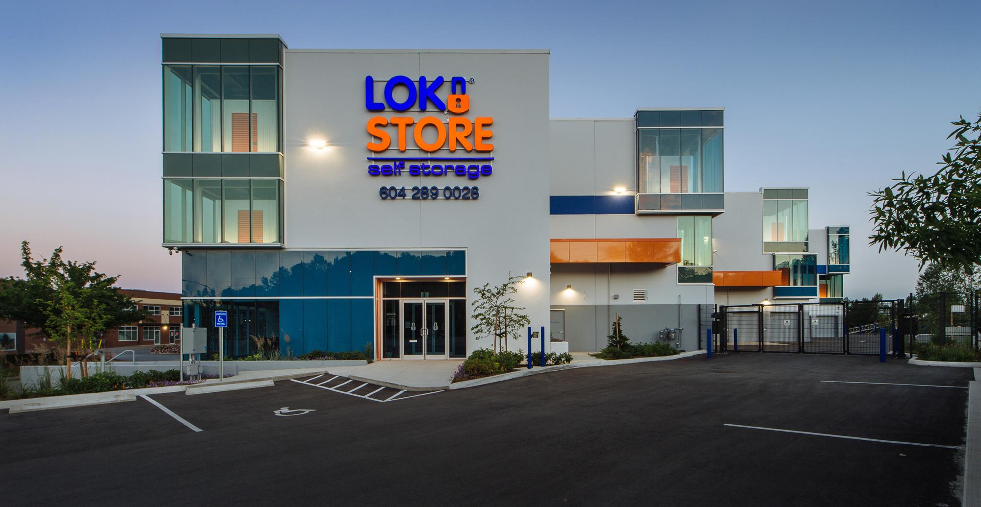 LoknStore Mission BC